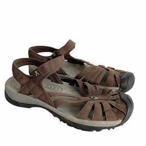 Keen Waterproof Rose Sandals Water Shoes 8